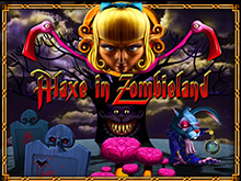 Игровые автоматы зеркало Alaxe In Zombieland